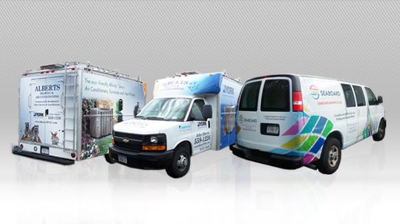 seaboard vehicle wraps