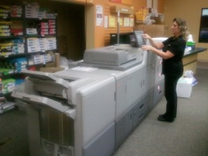 Our new RICOH
